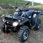 Квадроцикл Стелс 300: характеристики и обзор