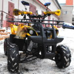 Квадроцикл Авантис хантер 125