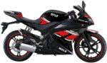 Современный и прогрессивный мотоцикл Wels Impulse 250