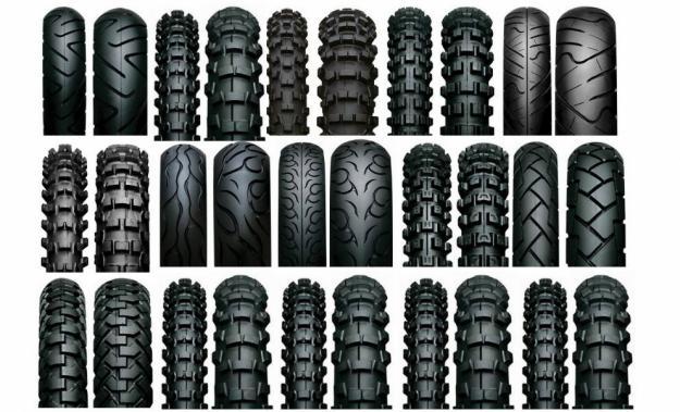 Купить шины на мото