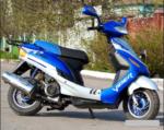 Характеристика скутера Viper Vind