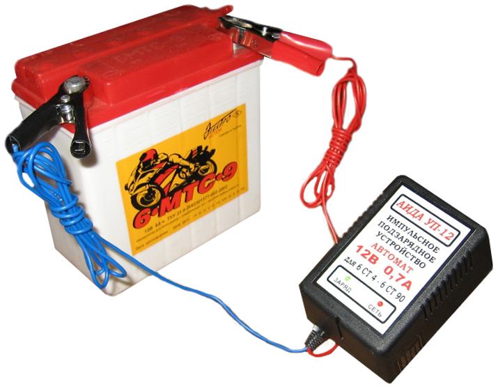 Как зарядить авто аккумулятор в домашних условиях