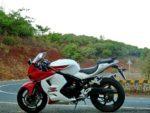 Обзор на мотоциклы Хьюсонг — 250 и 600 кубов
