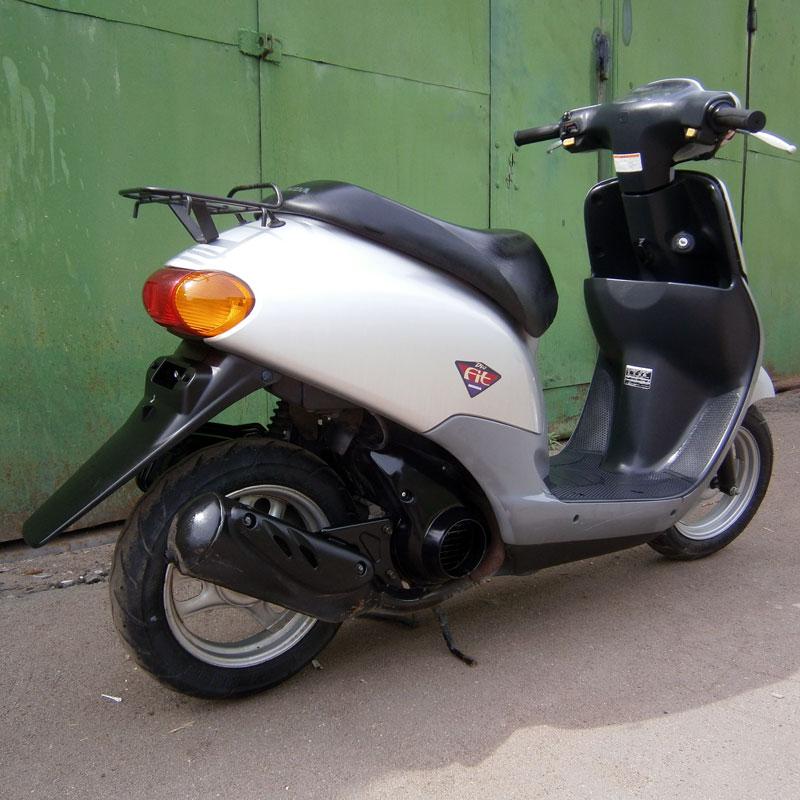 Скутер honda dio fit