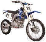 Мотоцикл Раптор 250 (Raptor V250) — технические характеристики