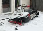 Снегоход Поларис 800 — подробный обзор