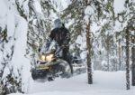 Снегоходы БРП Скандик — обзор основных моделей