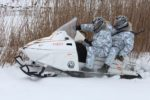 Снегоход «Тайга Патруль 551»