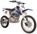 Мотоцикл Раптор 250 (Raptor V250) – технические характеристики