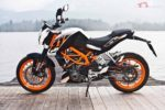 KTM 390 Duke – характеристики и обзор