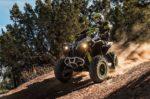 Квадроциклы BRP Renegade: 1000, 800, 570