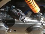 Фильтр нулевого сопротивления на скутер или мотоцикл