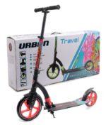 Самокат Scooter Urban — идеальный девайс для всех возрастов