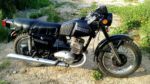 Настоящий раритет— мотоцикл Иж «Юпитер-5»