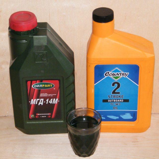 Особенности двухтактного масла в работе двигателя внутреннего сгорания